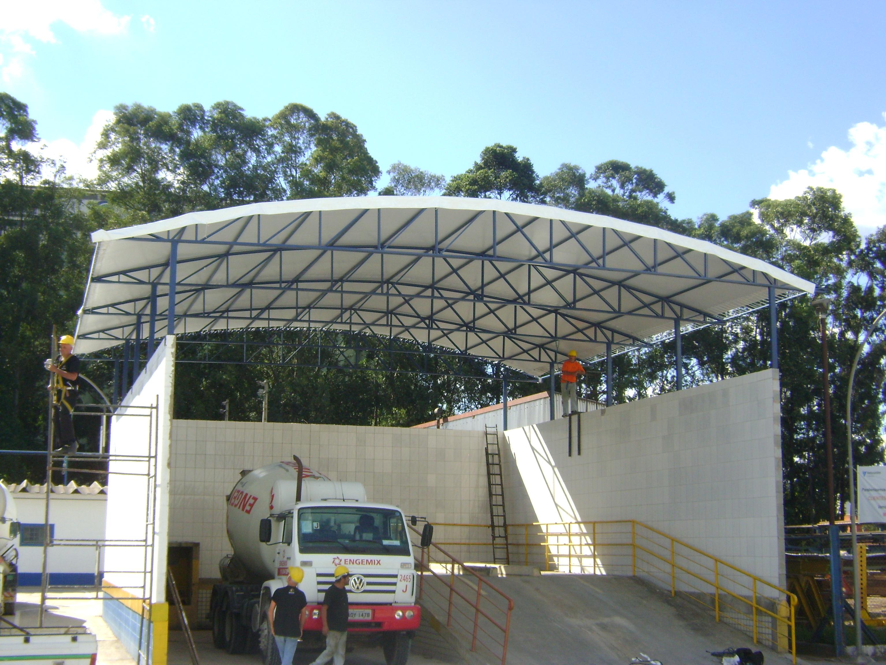Muito COBERTURAS BRASIL - Nossos Projetos SG22